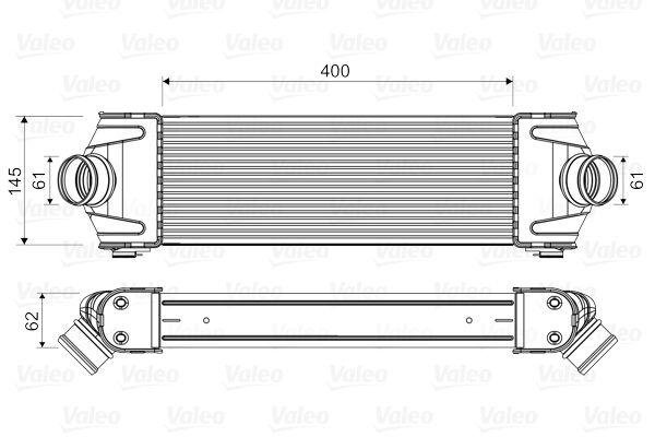 VALEO: Original Turbokühler 818550 ()