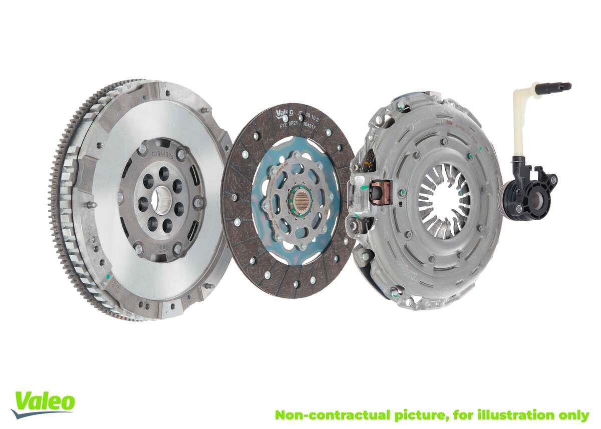 837432 Kit Kupplung VALEO in Original Qualität