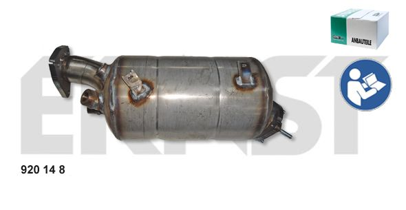 OE Original Rußpartikelfilter 920148 ERNST