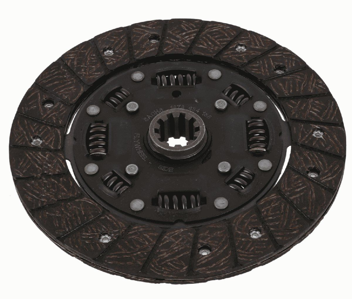 Buy original Clutch plate SACHS 1878 634 135