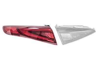 Buy original Rear tail light VAN WEZEL 0128921