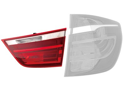 BMW X3 2014 Rücklichter - Original VAN WEZEL 0682938