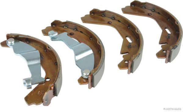 J3508028 HERTH+BUSS JAKOPARTS Ø: 200mm Breite: 25mm Bremsbackensatz J3508028 günstig kaufen