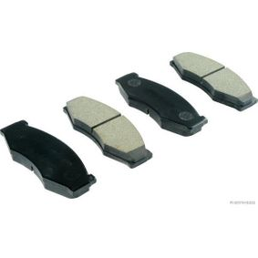 Brake Pad Set, disc brake J3601011 for NISSAN 300 ZX at a discount — buy now!