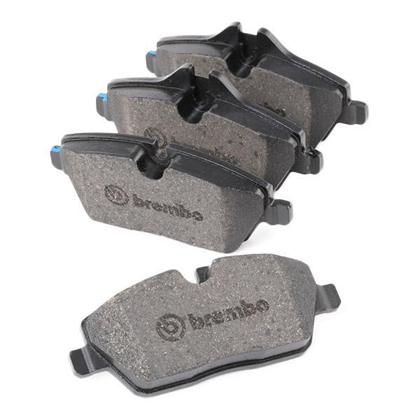 P 06 034X Bremsbelagsatz BREMBO - Markenprodukte billig