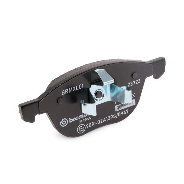 P 24 061X Bremsbelagsatz BREMBO - Markenprodukte billig