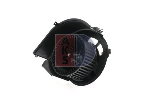 BMW X5 2009 Heizgebläsemotor - Original AKS DASIS 058110N Spannung: 12V