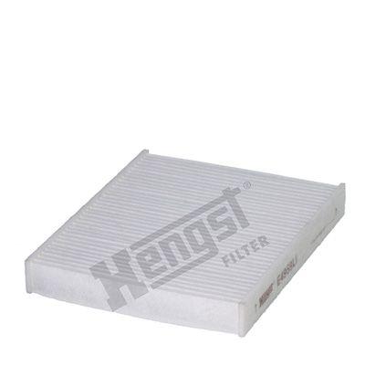 MAZDA CX-9 2018 Klimafilter - Original HENGST FILTER E4959LI Breite: 186mm, Höhe: 28mm, Länge: 216mm
