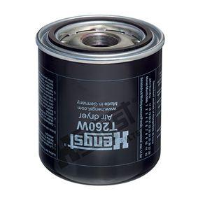 Lufttrocknerpatrone, Druckluftanlage HENGST FILTER T260W mit 15% Rabatt kaufen