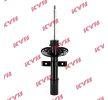 Stoßdämpfer Satz Renault Clio 4 Grandtour Bj 2014 3338036