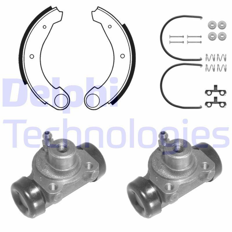 Tpms Sensor DELPHI 6407-603
