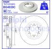 BG4939C DELPHI Bremsscheibe für RENAULT TRUCKS online bestellen
