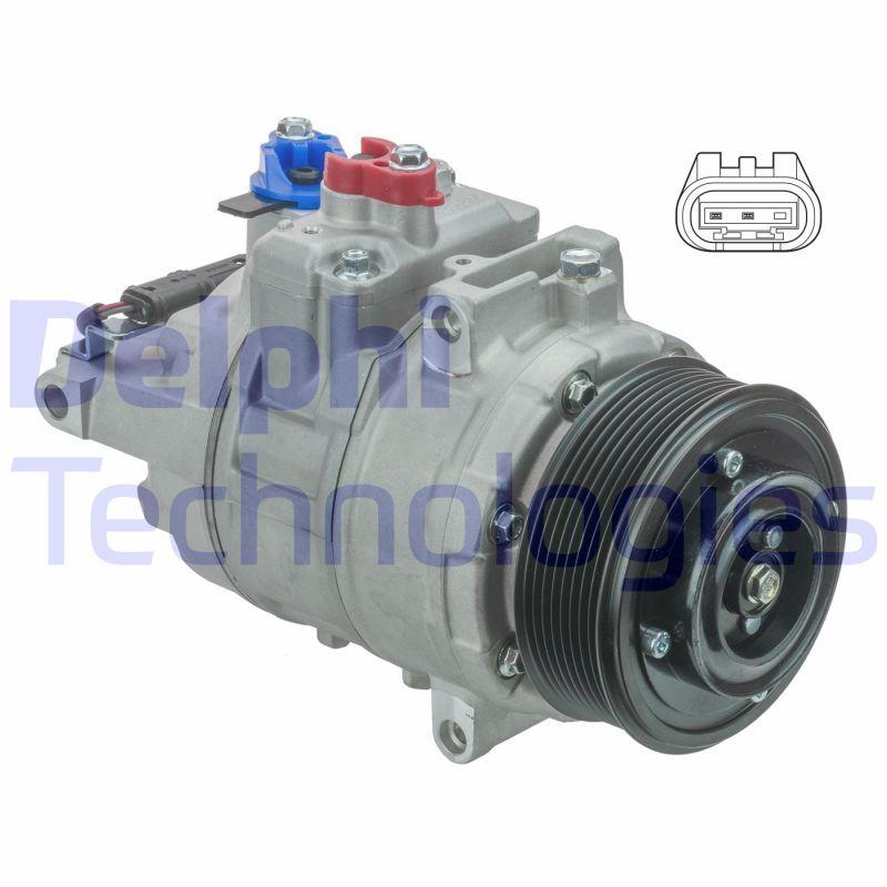 Kompressor Klimaanlage DELPHI CS20505