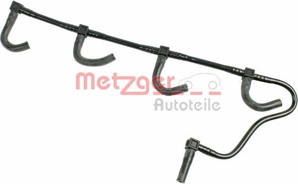 METZGER: Original Kraftstoffverteiler 0840093 ()