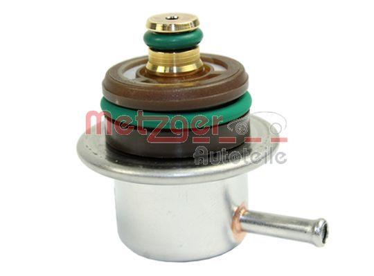 AUDI CABRIOLET 1995 Kraftstoffdruckregler - Original METZGER 0892585