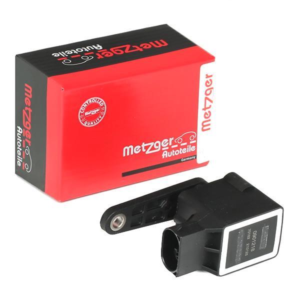 METZGER: Original Sensor, Xenonlicht (Leuchtweiteregulierung) 0901218 ()