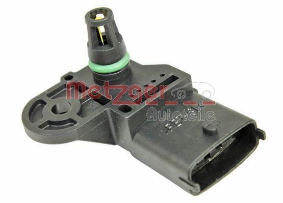METZGER Sensor, Saugrohrdruck 0906302