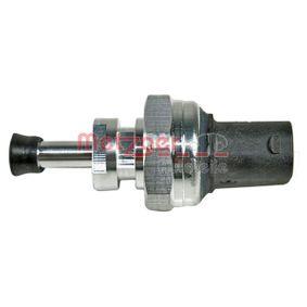0906316 METZGER Abgasturbolader, ohne Anschlussleitung Pol-Anzahl: 3-polig Sensor, Abgasdruck 0906316 günstig kaufen