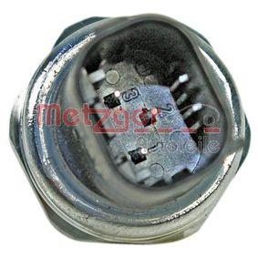 0906316 Sensor, Abgasdruck ORIGINAL ERSATZTEIL METZGER 0906316 - Große Auswahl - stark reduziert