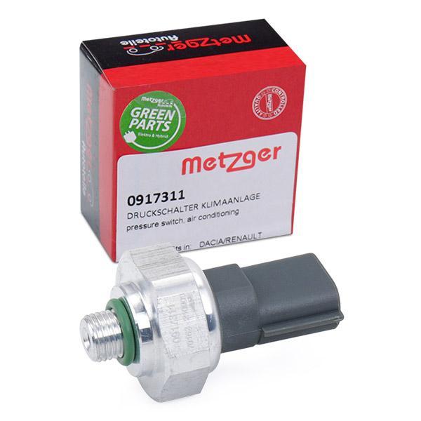 METZGER: Original Drucksensor Klimaanlage 0917311 ()