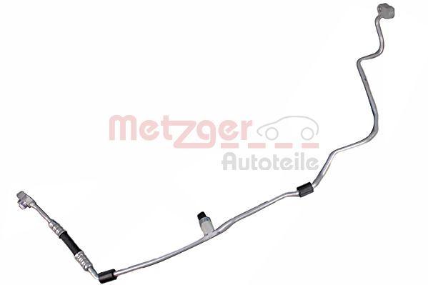BMW 5er 1999 Klimaleitung - Original METZGER 2360088