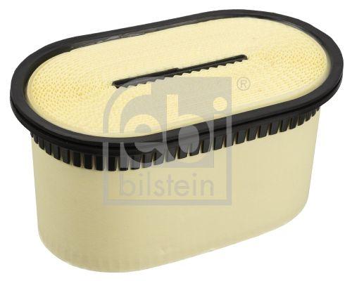 Köp FEBI BILSTEIN Luftfilter 104502 till MITSUBISHI till ett moderat pris