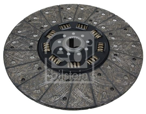 Clutch disc 105000 FEBI BILSTEIN — only new parts