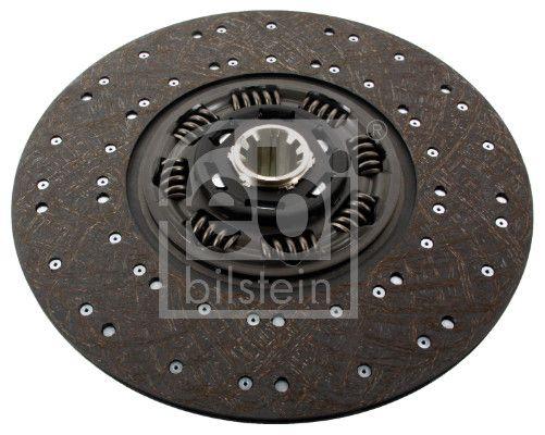 Clutch disc 105036 FEBI BILSTEIN — only new parts