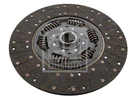 Clutch disc 105054 FEBI BILSTEIN — only new parts