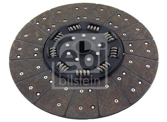Clutch plate 105074 FEBI BILSTEIN — only new parts