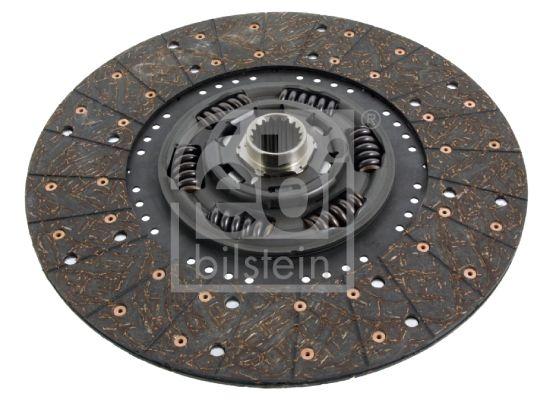 FEBI BILSTEIN Clutch Disc for MERCEDES-BENZ - item number: 105106