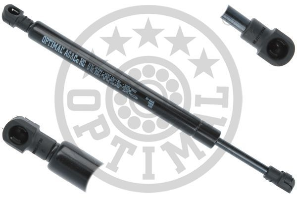 Mercedes CLS 2017 Boot gas struts OPTIMAL AG-40406: Eject Force: 450N