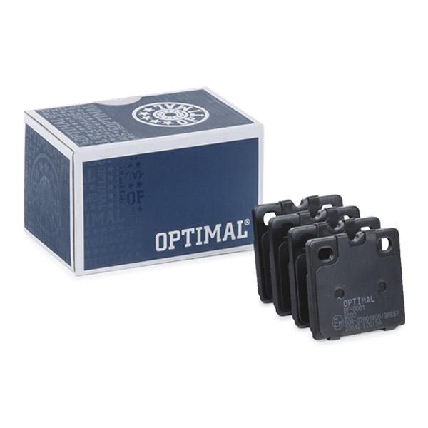 OE Original Handbremse BF-0001 OPTIMAL