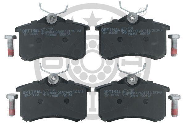 Bremsklötze OPTIMAL BP-10066
