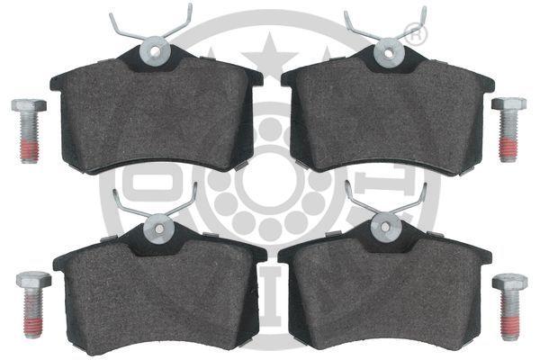 BP-10066 Bremsbelagsatz OPTIMAL - Markenprodukte billig