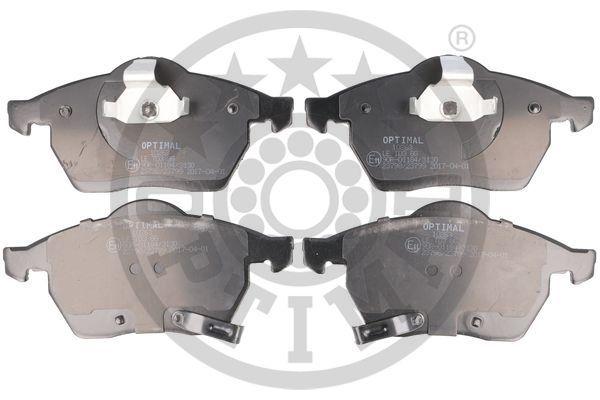 Bremsbelagsatz OPTIMAL BP-10263