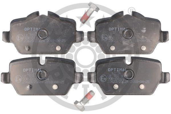Bremsklötze OPTIMAL BP-12236