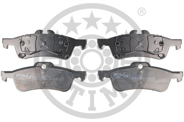 Bremsbeläge OPTIMAL BP-86200