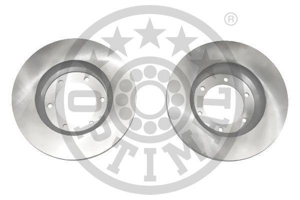 Volkswagen TARO OPTIMAL Disque de frein BS-4970C