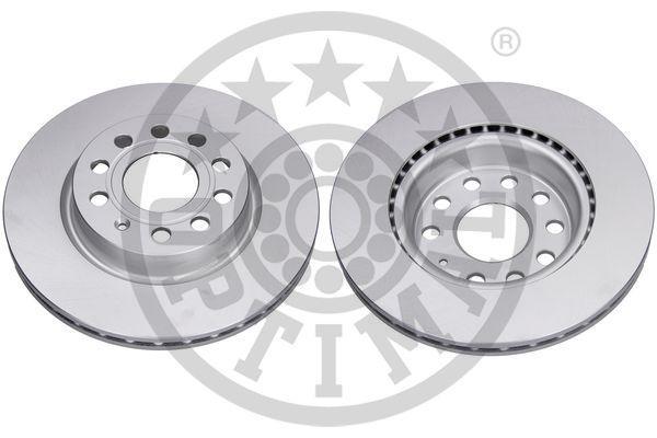VW Disques de frein d'Origine BS-8020HC