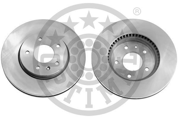 Original CHEVROLET Bremsscheiben BS-8490HC