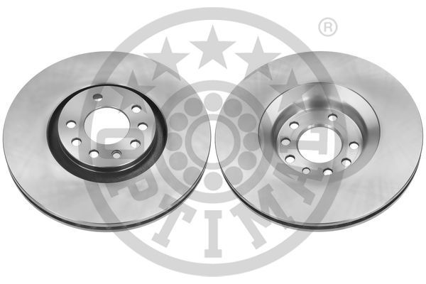 Bremsscheibe OPTIMAL BS-8612HC