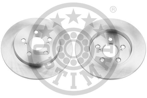 Scheibenbremsen OPTIMAL BS-9106C