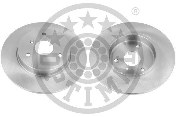 Original SMART Bremsscheiben BS-9260C