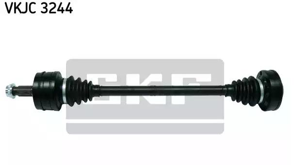 MERCEDES-BENZ E-Klasse 2021 Gelenkwelle - Original SKF VKJC 3244 Länge: 654mm, Außenverz.Radseite: 25