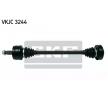 Gelenkwelle VKJC 3244 mit vorteilhaften SKF Preis-Leistungs-Verhältnis