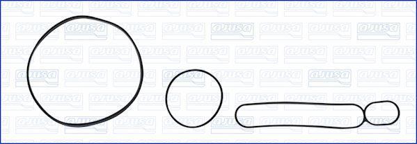 Volkswagen POLO AJUSA Pierścień uszczelniający, chłodnica oleju 77001600