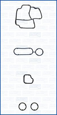 Volkswagen POLO AJUSA Oring chłodnicy oleju 77008100