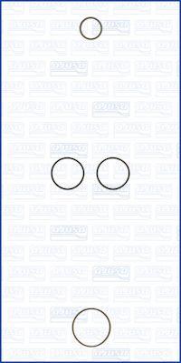 Peugeot 206 2020 Oil cooler gasket AJUSA 77008200: