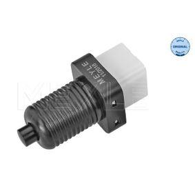 MEX0653 MEYLE Pol-Anzahl: 2-polig Bremslichtschalter 11-14 890 0002 günstig kaufen